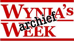 Wynia's Week archief