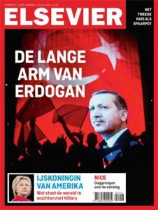 De lange arm van Erdogan - Elsevier