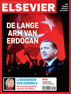 De lange arm van Erdogan - Elsevier
