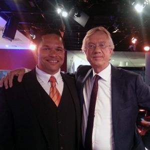Syp Wynia met Danny Kock, Nieuwsuur