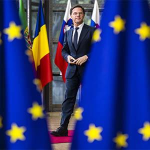 Europese Raad bijeen in Brussel