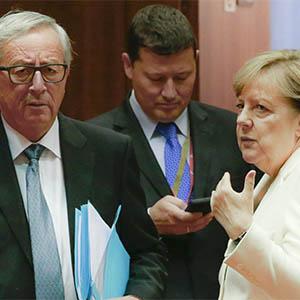 Juncker-Merkel