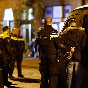 Struisvogel politiek politie