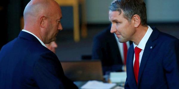 'Thüringen' toont: de Duitse democratie is in gevaar