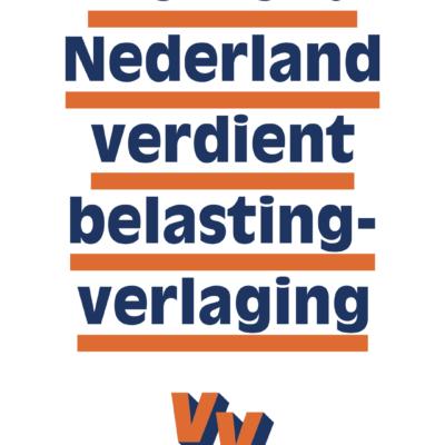 werkend nederland verdient belastingverlaging