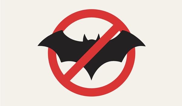 No bat generic logo   An illustration of a logo for bat cont…   Flickr