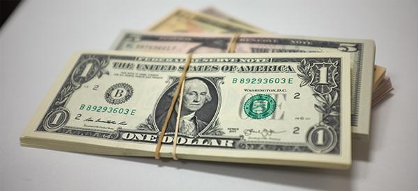 dollar-briefjes-verpakt
