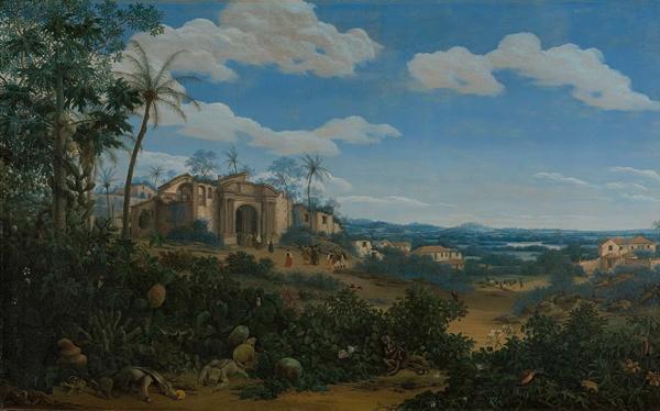 gezicht-op-olinda-brazilie-frans-jansz-post-1662