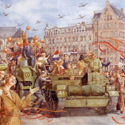 tweede-wereldoorlog-bevrijding-nederland