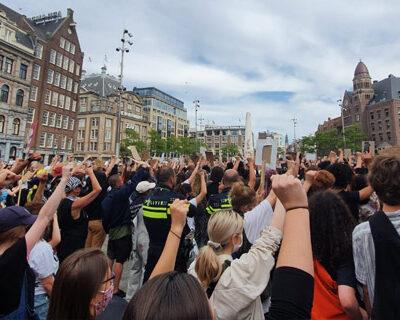 1-juni-demonstratie-op-de-dam-in-amsterdam