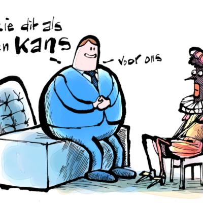 KOLKMAN220820-Bol ontslaat Zwarte Piet