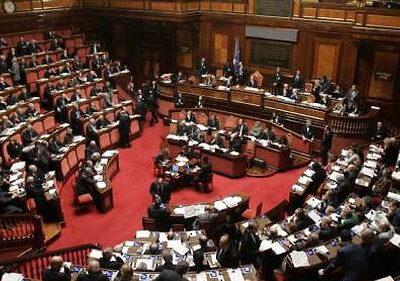 de-italiaanse-senaat-in-rome