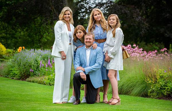 zomerfotosessie-gezin-koning-willem-alexander