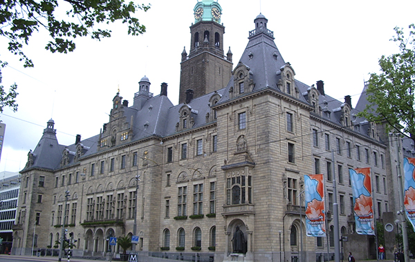 HARTONG- beeld Stadhuis_Rotterdam