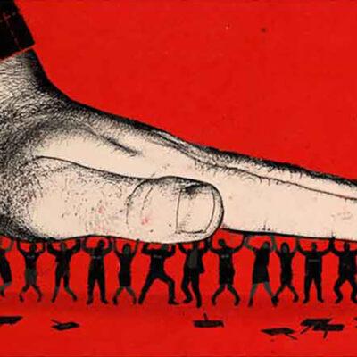 DEMOCRATIE-beeld 300121