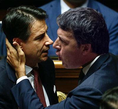 Da-Conte-a-Renzi-la-bella-politica-da-vergogna__matteo-renzi-giuseppe-conte-1-966x640