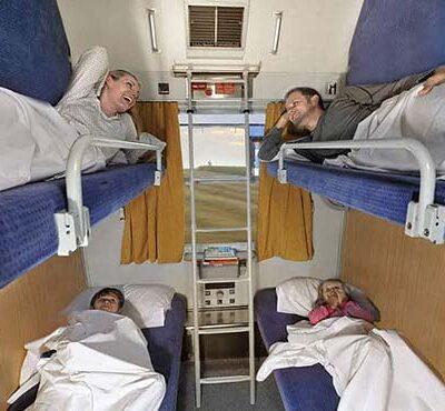 Couchette-Night-Train