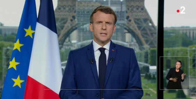 Macron-July-12-live-speech