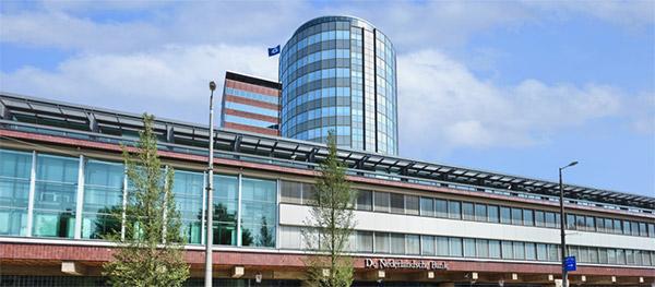 de-nederlandsche-bank-in-amsterdam